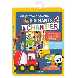 CHANTIER POCHETTE D'AIMANTS