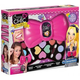 TROUSSE DE MAQUILLAGE NOEUD SAC CRAZY CHIC