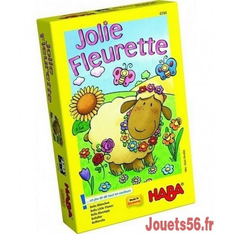 JOLIE FLEURETTE-jouets-sajou-56