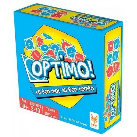 JEU OPTIMO POCKET
