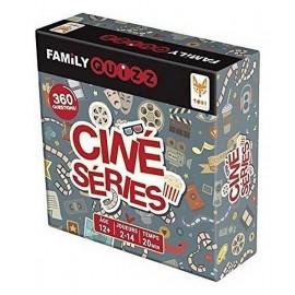 JEU FAMILY QUIZZ CINE SERIES TV