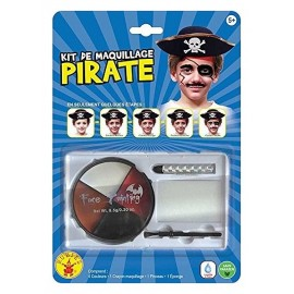 KIT DE MAQUILLAGE PIRATE