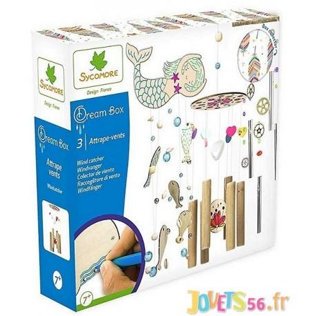 ATTRAPE-VENTS LOVELY BOX PM-LiloJouets-Magasins jeux et jouets dans Morbihan en Bretagne