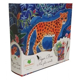 PAPER BOX JUNGLE MES JOLIS SECRETS AVEC JOURNAL INTIME