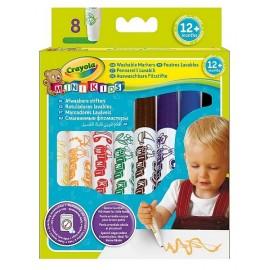 8 FEUTRES MINIKIDS-jouets-sajou-56
