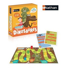 QUESTIONS REPONSES - DINOSAURES