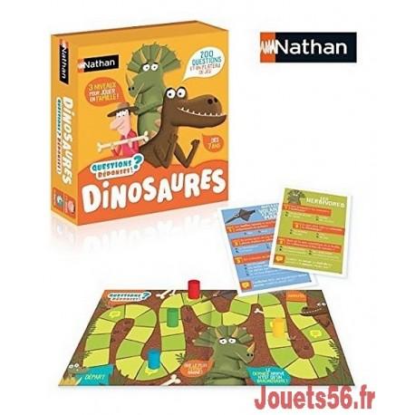 QUESTIONS REPONSES - DINOSAURES-jouets-sajou-56