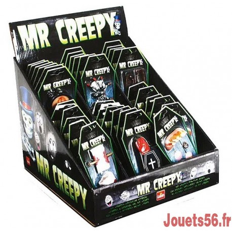 Mr Creepy Farces et Attrapes-jouets-sajou-56