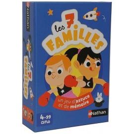 JEU LES 7 FAMILLES-LiloJouets-Magasins jeux et jouets dans Morbihan en Bretagne