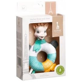 HOCHET SHAKE & CHEW SOPHIE LA GIRAFE-LiloJouets-Magasins jeux et jouets dans Morbihan en Bretagne