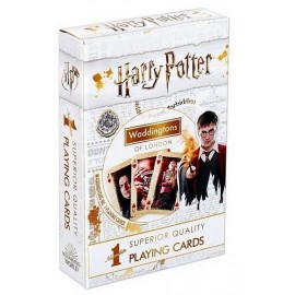 JEU 54 CARTES HARRY POTTER