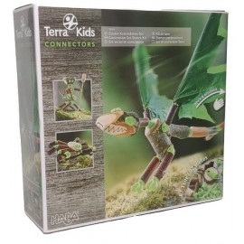 KIT DE BASE CONNECTORS TERRA KIDS 87 PIECES