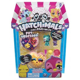 HATCHIMALS COEURS PET OBSESSED ASST