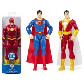 FIGURINE HEROS DC UNIVERSE 29CM ASST
