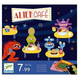 JEU ALIEN CAFE