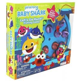 JEU DE PECHE MOTORISE BABY SHARK
