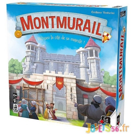 JEU MONTMURAIL-LiloJouets-Magasins jeux et jouets dans Morbihan en Bretagne