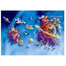 PUZZLE PLANETA AKENA 540 PCES