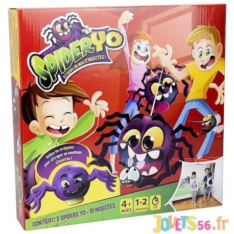 JEU SPIDER YOYO-LiloJouets-Magasins jeux et jouets dans Morbihan en Bretagne