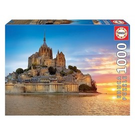 PUZZLE MONT SAINT MICHEL 1000 PIECES