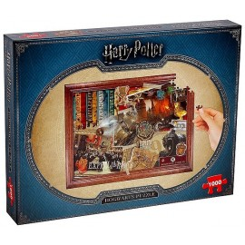 PUZZLE HARRY POTTER HOGWARTS POUDLARD 1000 PIECES