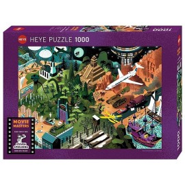 PUZZLE MOVIE STEVEN SPIELBERG 1000 PIECES
