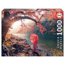 PUZZLE LEVER SOLEIL KATSURA JAPON 1000 PIECES