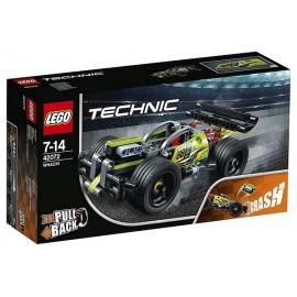42072-VOITURE TOUT FEU LEGO TECHNIC