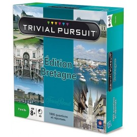 TRIVIAL PURSUIT EDITION BRETAGNE