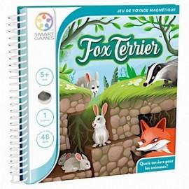 FOX TERRIER JEU DE VOYAGE MAGNETIQUE