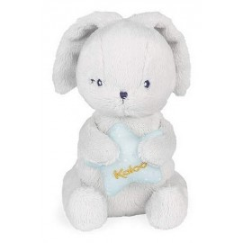 PELUCHE MUSICALE LAPIN 16CM KALOO HOME