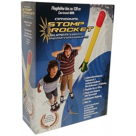 PACK 3 FUSEES POMPE A PIED STOMP ROCKET