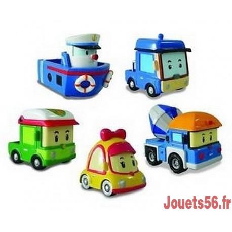 ROBOCAR VEHICULES DIE CAST ASST-jouets-sajou-56