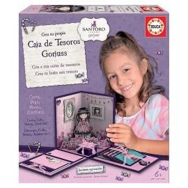 CREE TA BOITE AUX TRESORS GORJUSS-LiloJouets-Magasins jeux et jouets dans Morbihan en Bretagne