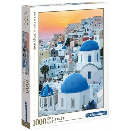 PUZZLE SANTORINI 1000 PIECES HIGH QUALITY
