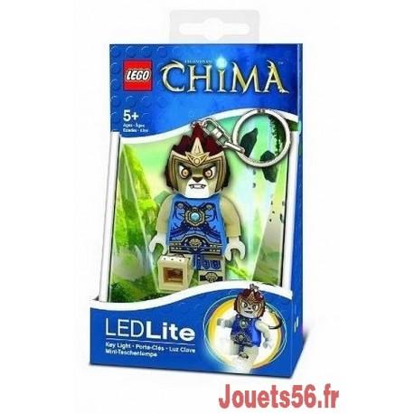 PORTE CLE LED LEGO CHIMA LAVAL-jouets-sajou-56