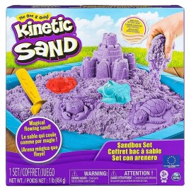 KINETIC SAND CHATEAU BAC SABLE 450G