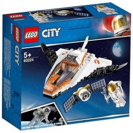 60224 MISSION ENTRETIEN SATELLITE LEGO CITY-LiloJouets-Magasins jeux et jouets dans Morbihan en Bretagne