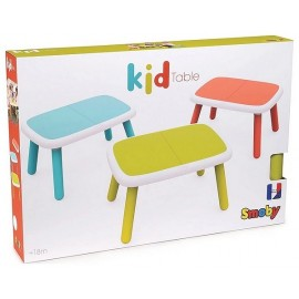 TABLE KIDSTOOL ASST COULEURS