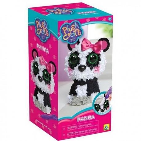 PLUSHCRAFT BUNNY 3D PANDA-jouets-sajou-56