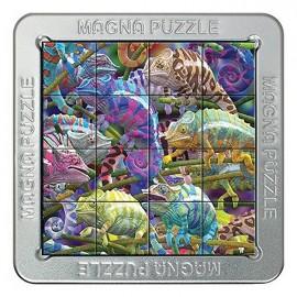 MAGNA PUZZLE 3D CAMELEONS-jouets-sajou-56