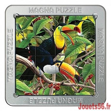 MAGNA PUZZLE 3D TOUCANS-jouets-sajou-56