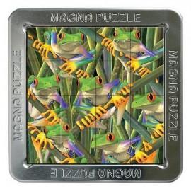 MAGNA PUZZLE 3D GRENOUILLES