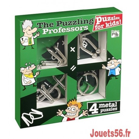 SET DE 4 CASSE TETES JUNIOR-jouets-sajou-56