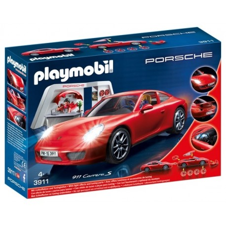 3911 PORSCHE 911 CARRERA S-jouets-sajou-56