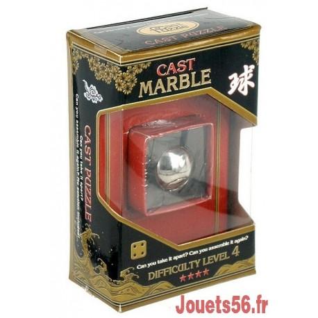CAST MARBLE CASSE TETE NIVEAU 5-jouets-sajou-56