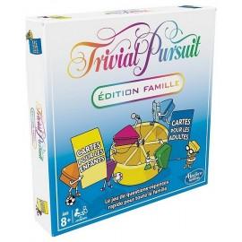 TRIVIAL PURSUIT EDITION FAMILLE NEW-LiloJouets-Magasins jeux et jouets dans Morbihan en Bretagne