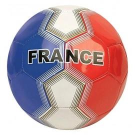 BALLON FOOT FRANCE T5 280GR AVEC EMBOUT DE GONFLAGE