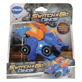DINOS VOITURE SWITCH AND GO ASST