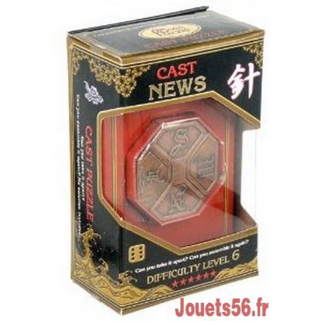 CAST NEWS CASSE TETE NIVEAU 6-jouets-sajou-56